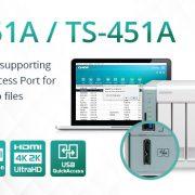 TS-251A i TS-451A