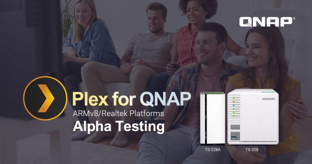 PR_Plex-for-QNAP-ARMv8